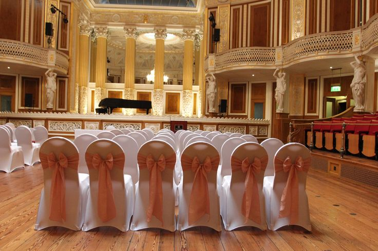 The stunning St Georges Hall.