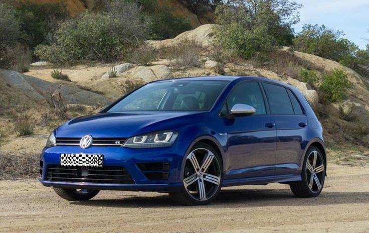 2017 Volkswagen Golf R overview