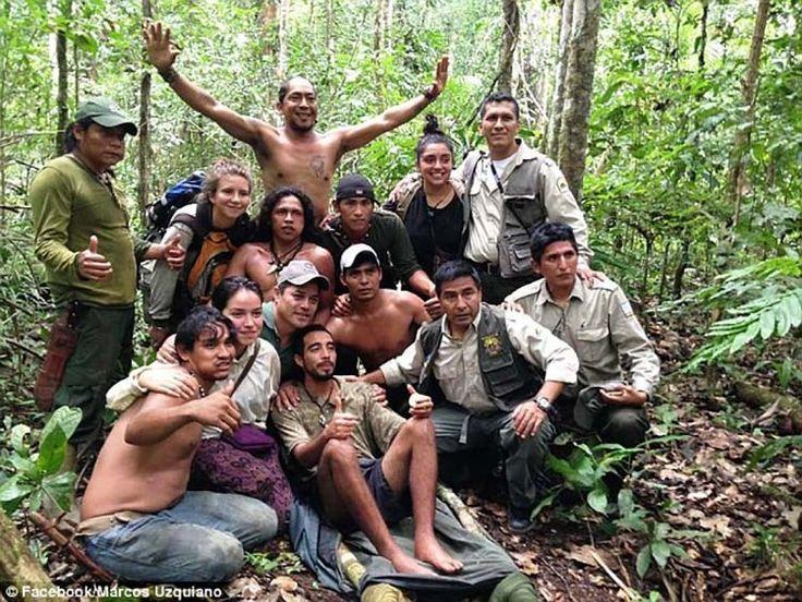 Обезьяны спасли туриста, блуждающего 9 дней по джунглям Амазонки. — Vinegret