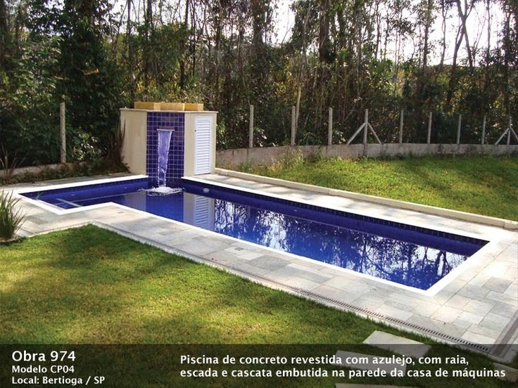 M s de 25 ideas incre bles sobre piscina de concreto en for Cemento cola para piscinas