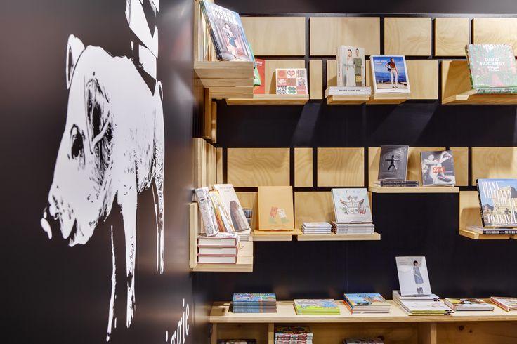 One Little Piggy designed by ZWEI Interiors Architecture