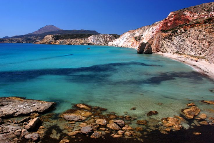 Travel Photography Greece, Milos, Beach