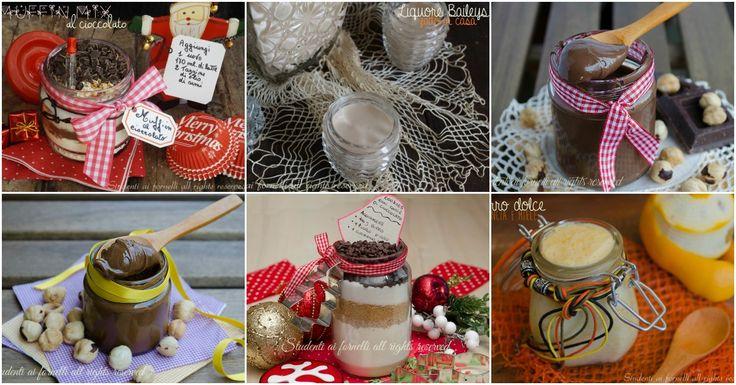 Idee regalo di Natale facili ed economiche.. regali fatti in casa semplici, idee in barattolo, liquori, caramelle, creme da regalare.