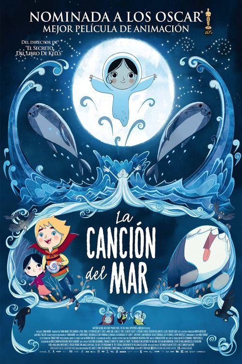 Watch Song of the Sea 2014 Full Movie Online Free