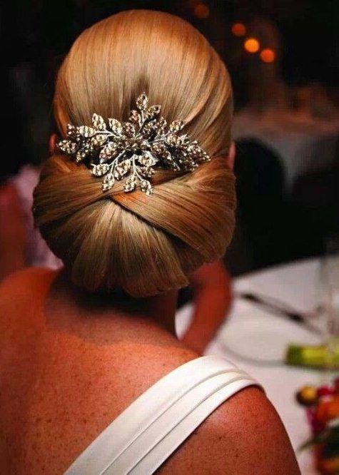 Gelin saçı tasarımları