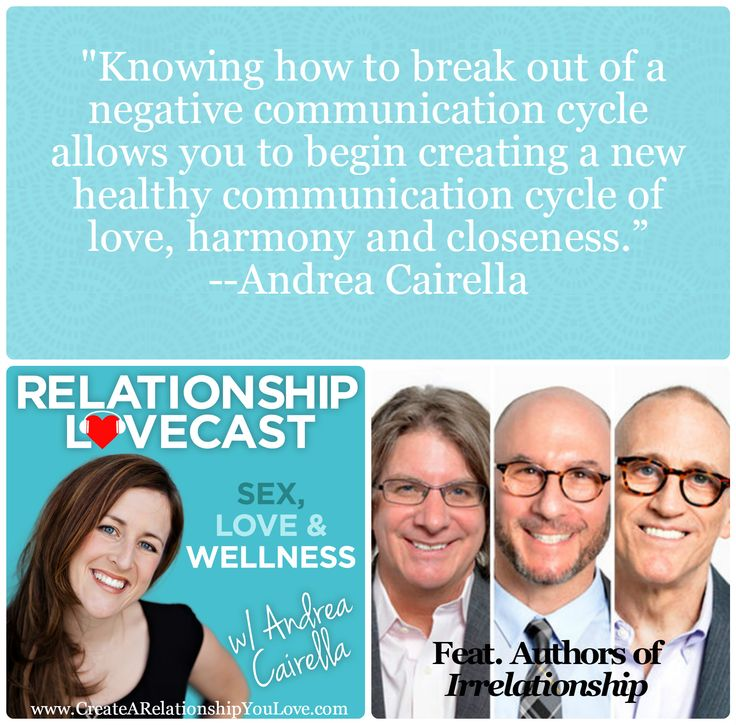 Irrelationship: How dysfunctional relationships hide us ...