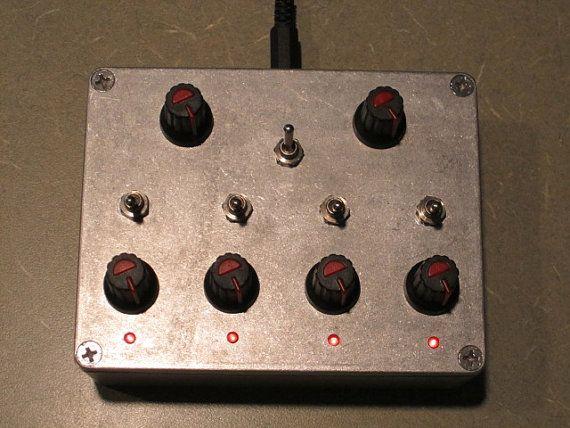 Sub-Zerstörung / / Effekt-Einheit / / audio Prozessor / / sub Oszillator Generator / / Synth / / Electro Lobotomie (Vorbestellung)