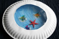 Paper Plate Submarine Porthole  http://www.education.com/activity/article/submarine-window/