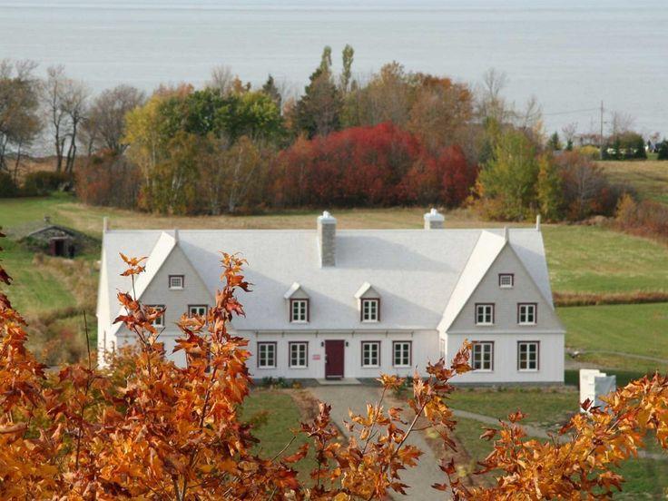 Musée de la mémoire vivante #automne #Saintjeanportjoli