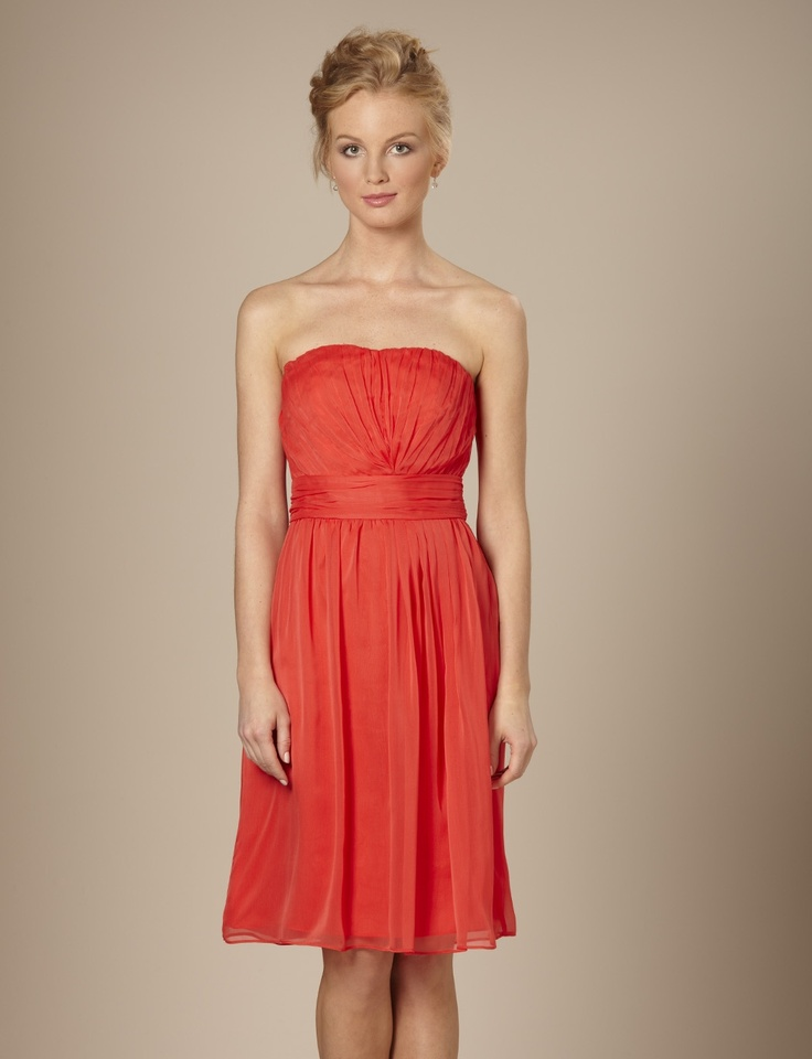 Really like this dress for weddings, but bummed they don't have it in my size anymore :-(