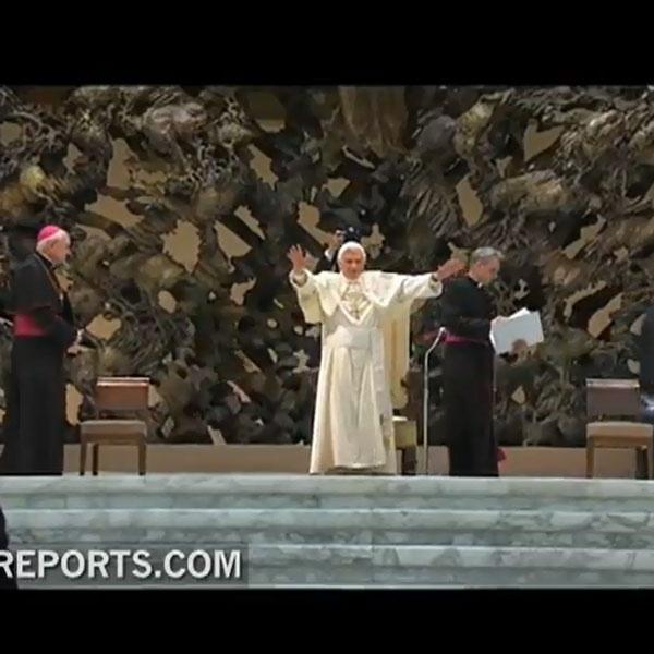 """Benedicto XVI: """"Solidaridad significa que todos –y no sólo el Estado- son responsables de todos"""""""