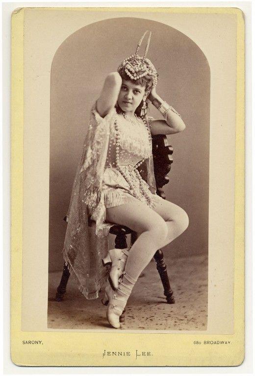 Exotic Dancer - 1890