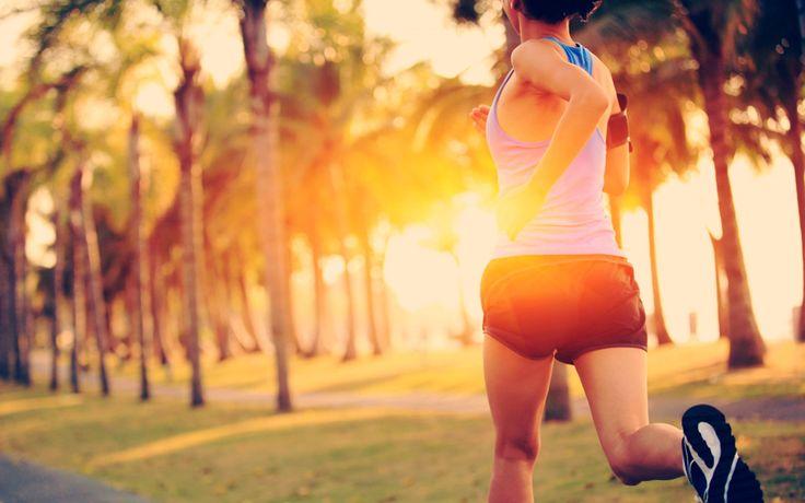 nice Как правильно бегать? — Основы и техника бега