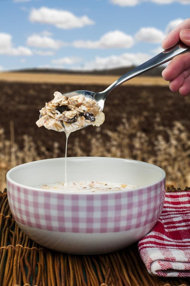 Doğadan organik olarak masanıza gelen lezzet meandmuesli