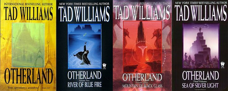 "Tad Williams ""Otherland"". Crazy trip ..."