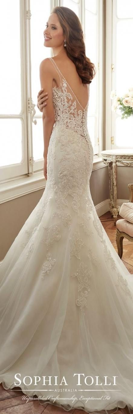 29 Trendy Wedding Dresses Tulle Fit And Flare Beaded Lace
