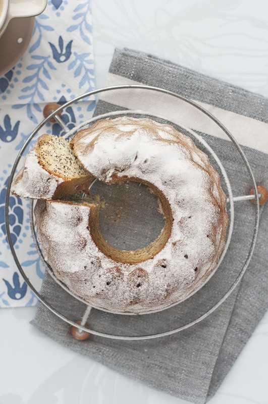 Gugelhopf Bundt Cake #recipe #baking