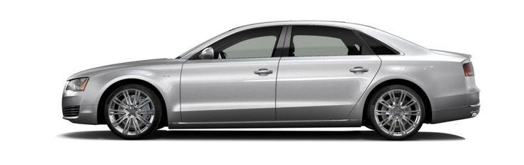 2014 Audi A8 L W12 Executive Sedan: Price - Specs | Audi USA