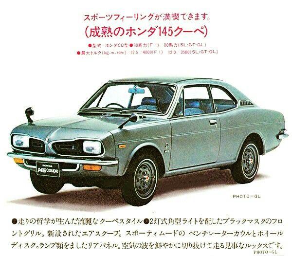 Honda 145Coupe