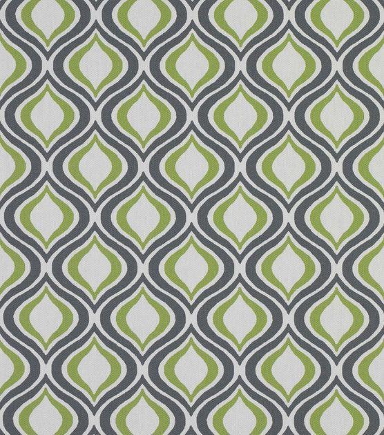Outdoor Fabric-Solarium Zinger Sterling | Decorating
