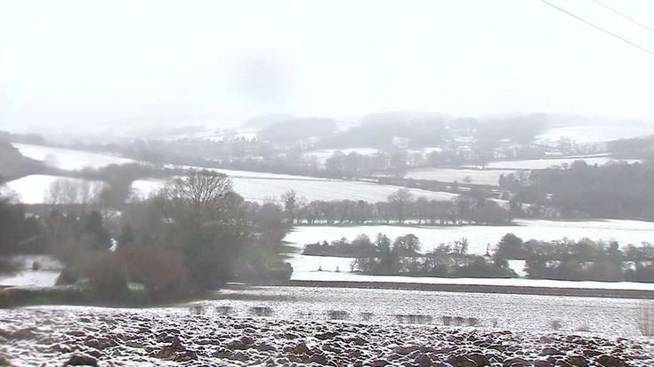 Snow causes travel delays and power cuts #TonyStocktonHeating #Plumbing