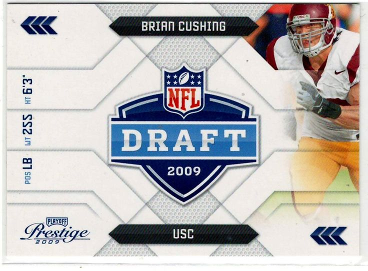 Sports Cards Footbalol - 2009 Playoff Prestige (NFL Draft 2009) Brian Cushing