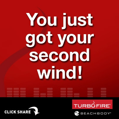 We love it when she says this after a FIRE Drill! Repin if you have a 2nd wind! #TurboFire