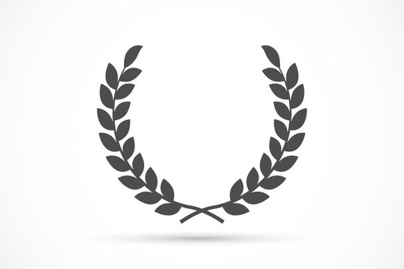 Laurel wreath icon - Icons