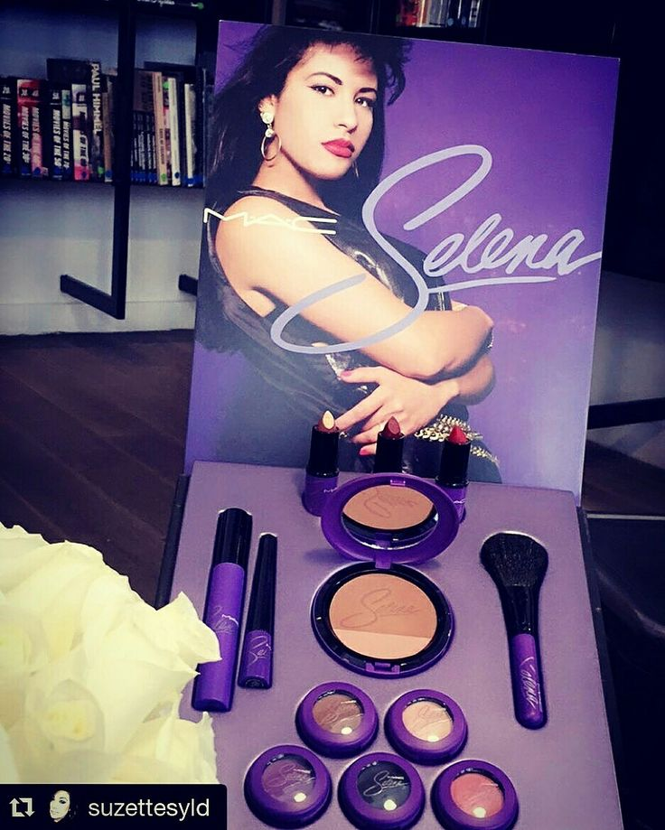 Selena Mac Collection