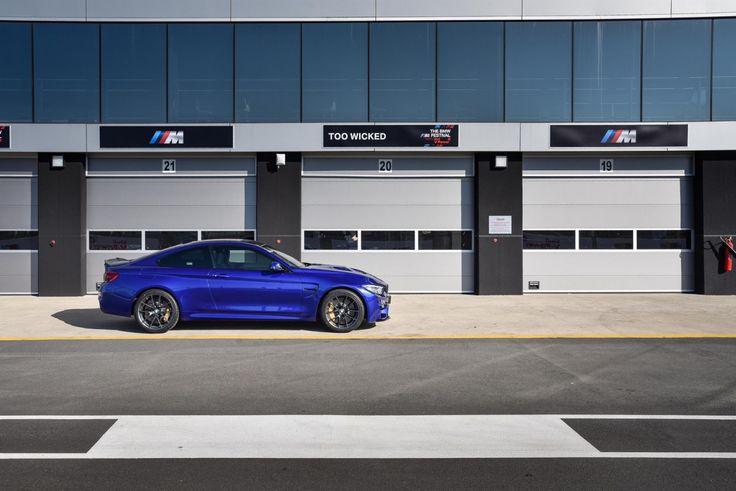 The New BMW M4 CS Unveiled at Kyalami GP Circuit