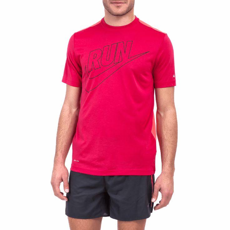 NIKE - Ανδρική μπλούζα Nike φούξια #moda #style #sales