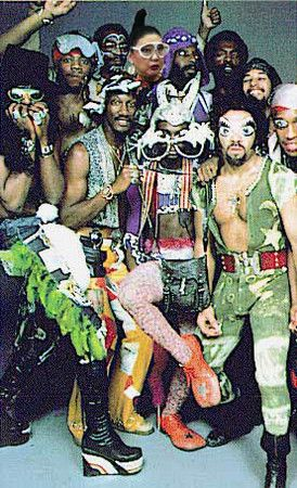 Parliament Funkadelic - couldn't breath; craziest concert ever - guys in diapers stomping across the stage - smoke so thick in the audience - it was a circus.