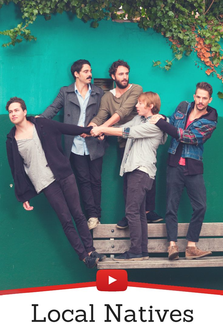 18 best discover new music images on pinterest rock bands music local natives previously known as cavil at rest are an american indie rock band based in silver lake los angeles california united states malvernweather Gallery