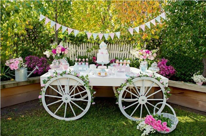 Candy Cart - Too Cute!!