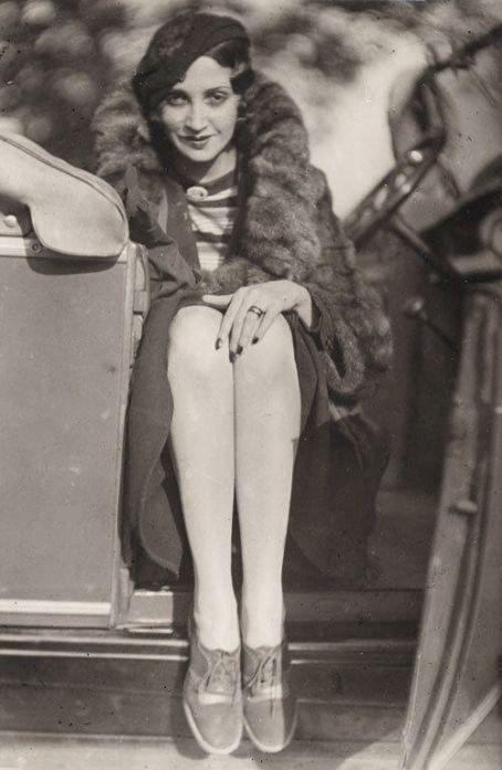 Renée Perle by Jacques Henri Lartigue,c.1930