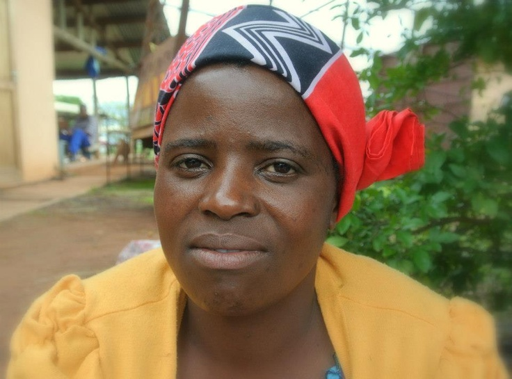 """Meet 34-year-old Zamakholo Matsebula from Edlangeni: """"I started working with Gone Rural a few years ago. I am able to weave almost all the products. #GoneRural has done tremendous things for me. I like sharing my weaving skills & motivational stories with other young mothers."""""""