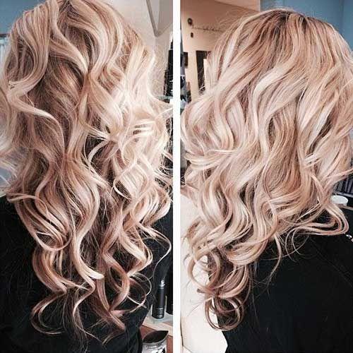 37.Long Layered Hair Style