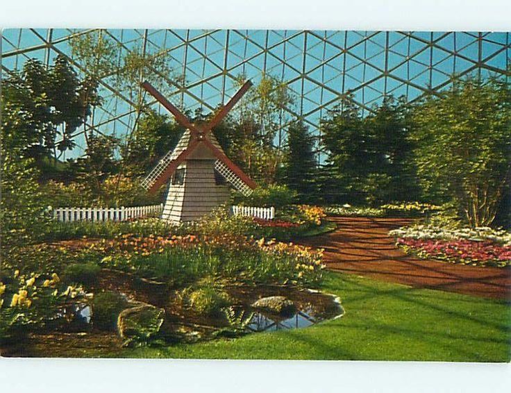 Unused Pre 1980 Windmill Park Scene Milwaukee Wisconsin Wi R8638 | eBay