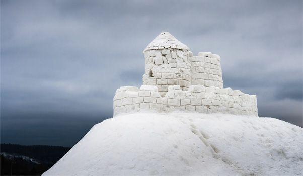 Article+:+10+châteaux+de+neige+à+construire+cet+hiver+: