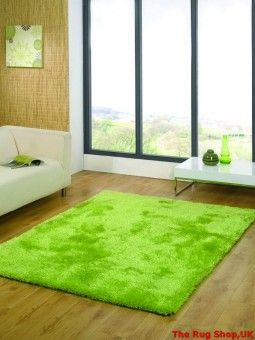Starlet & Navision Starlet Twilight Lime Green Rug