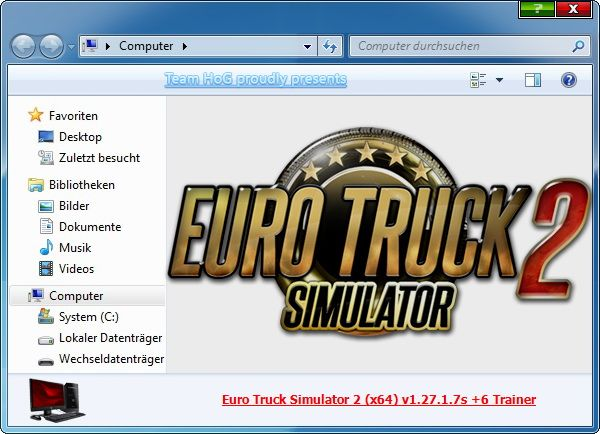 Result for EURO TRUCK SIMULATOR 2: TRAINER download. Use EURO TRUCK SIMULATOR 2: TRAINER for fun only. Legit EURO TRUCK SIMULATOR 2: TRAINER