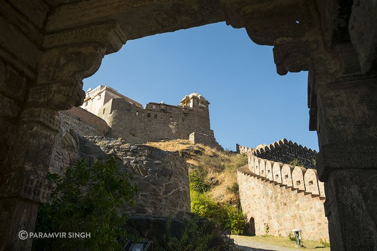 Situated in the Aravalli Mountains the Kumbhalgarh Fort was athe birthplace of Maharana Pratap Singh and is now declared a UNESCO World Heritage Site.