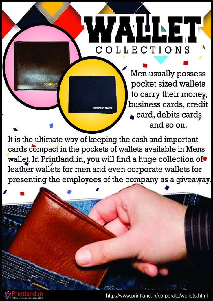 Buy Best Leather Wallets Online in Bulk For Mens | Gents Wallets Infographic