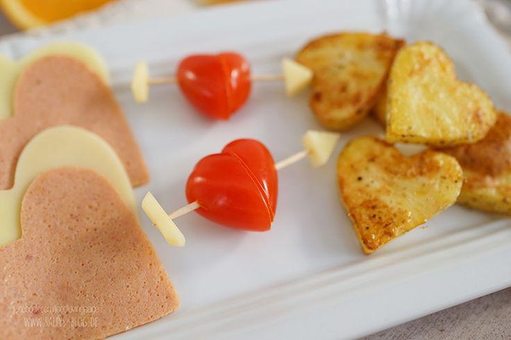 Ich habe 10 Ideen für euer perfektes Valentinstags-Frühstück.