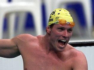 Kieren Perkins - Australian Swimmer