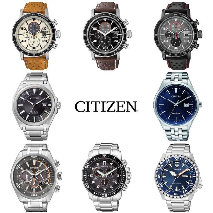 Sportieve jongens, die Japanners. Citizen komt met een aantal sportieve, nieuwe horloges. Uiteraard op zonne-energie.  http://www.cdjuwelier.net/citizen