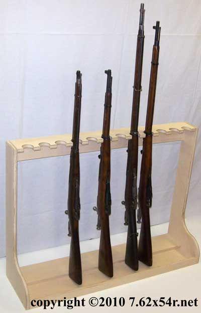 Homemade Gun Cabinet