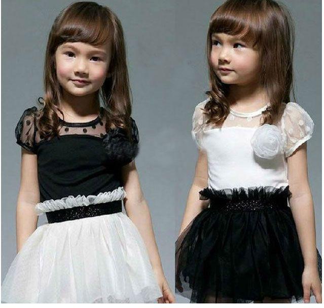 lo mas nuevo en vestidos para niñas de 8 años Se envía en 5 días  2014