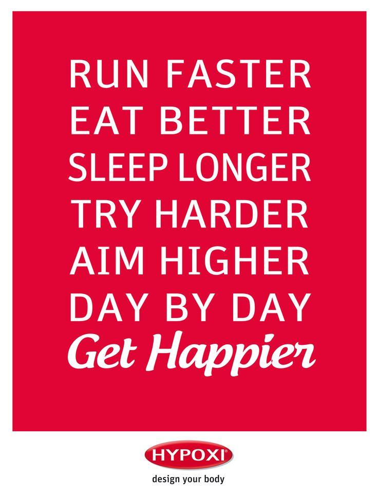 Live well! #health #hypoxi #sleep #eat #happy #motivation #inspiration #lifestyle #motivational