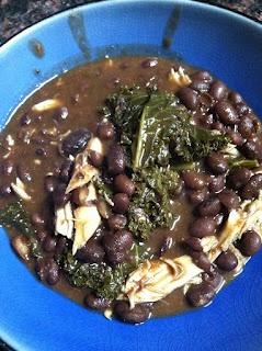 Black bean salsa soup   Crock Pot & Casseroles   Pinterest